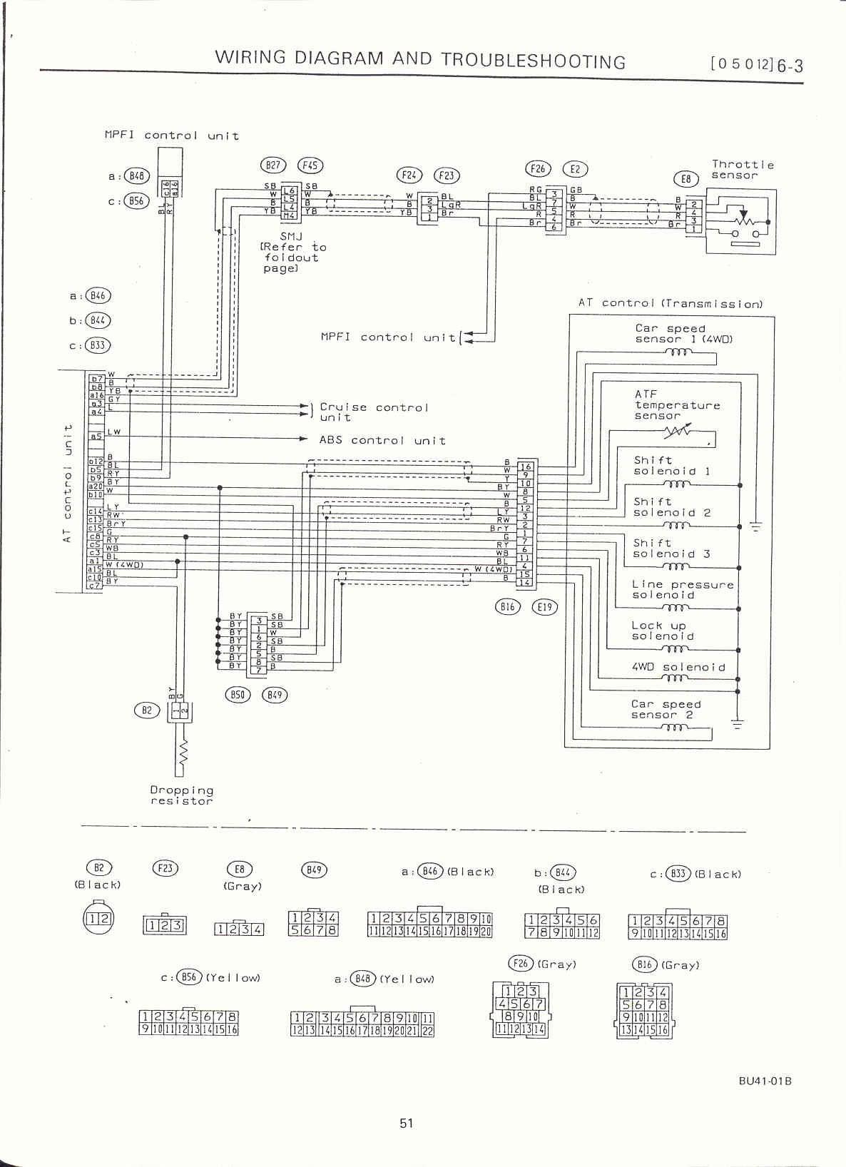 2006 Subaru Forester Engine Diagram