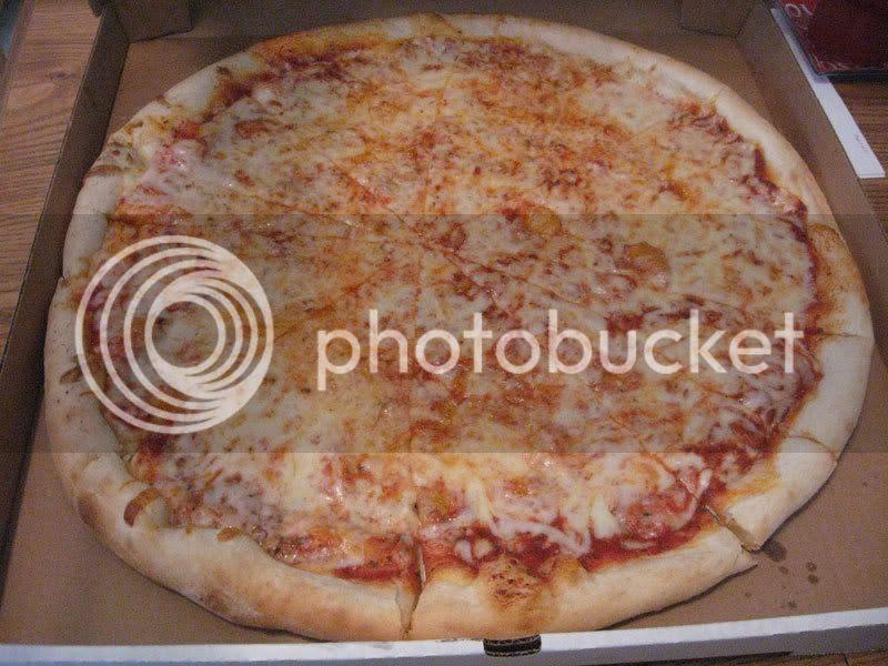 I Love New York Pizza
