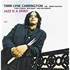 Terri Lyne Carrington cover