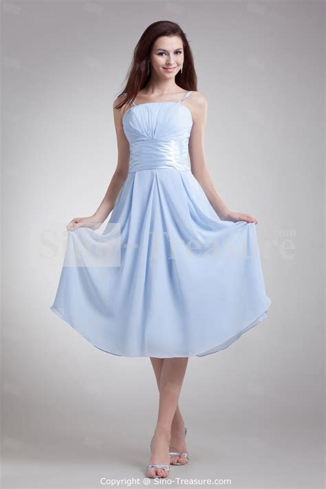 Light Sky Blue Bridesmaid Dresses Ocodea   Bridesmaid