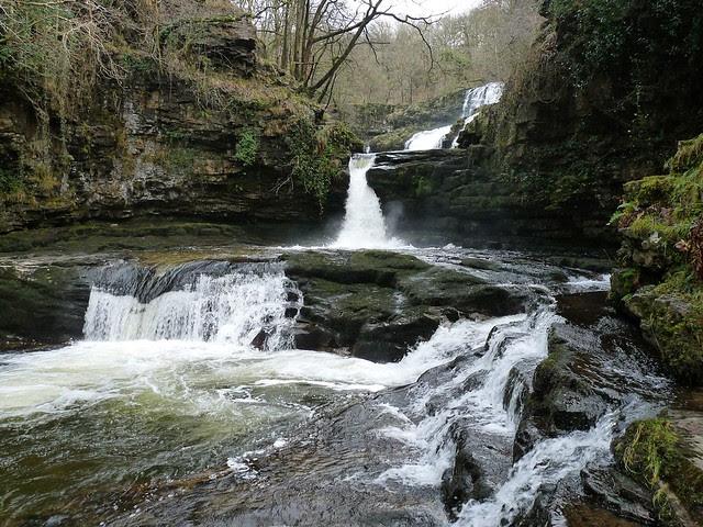 25510 - Ystradfellte Waterfalls