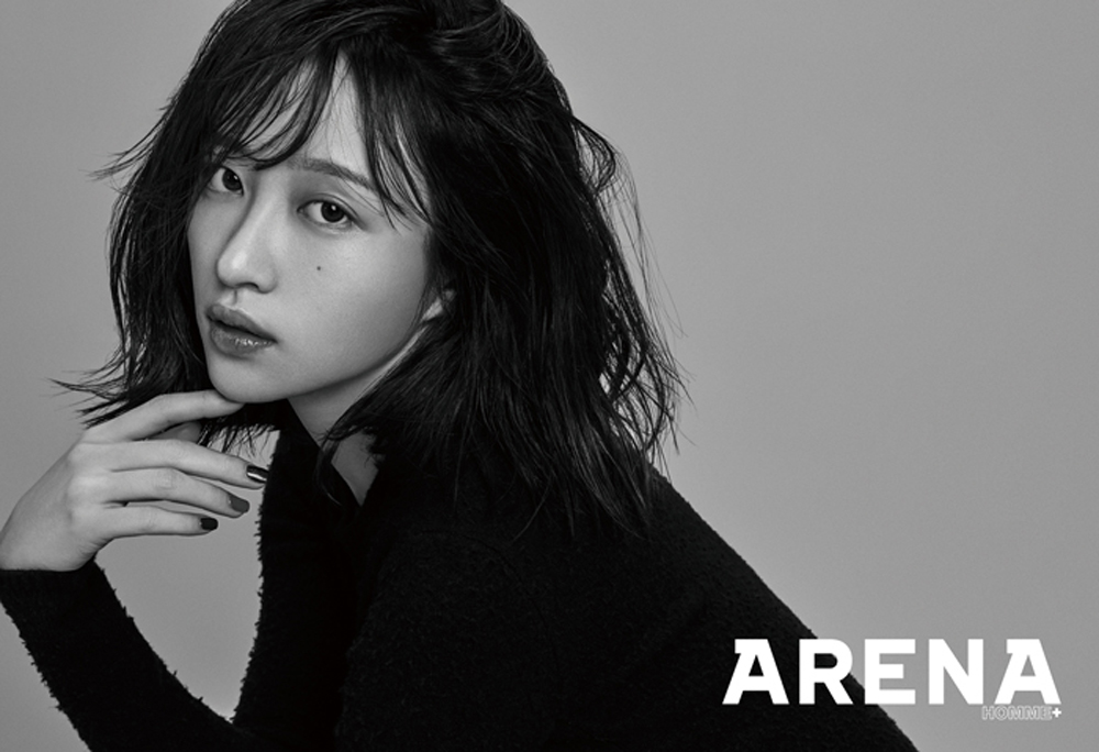 Hani (EXID) - Arena Homme Plus Magazine December Issue '16