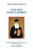 Justin (Saint) Popovic - Vies des saints serbes