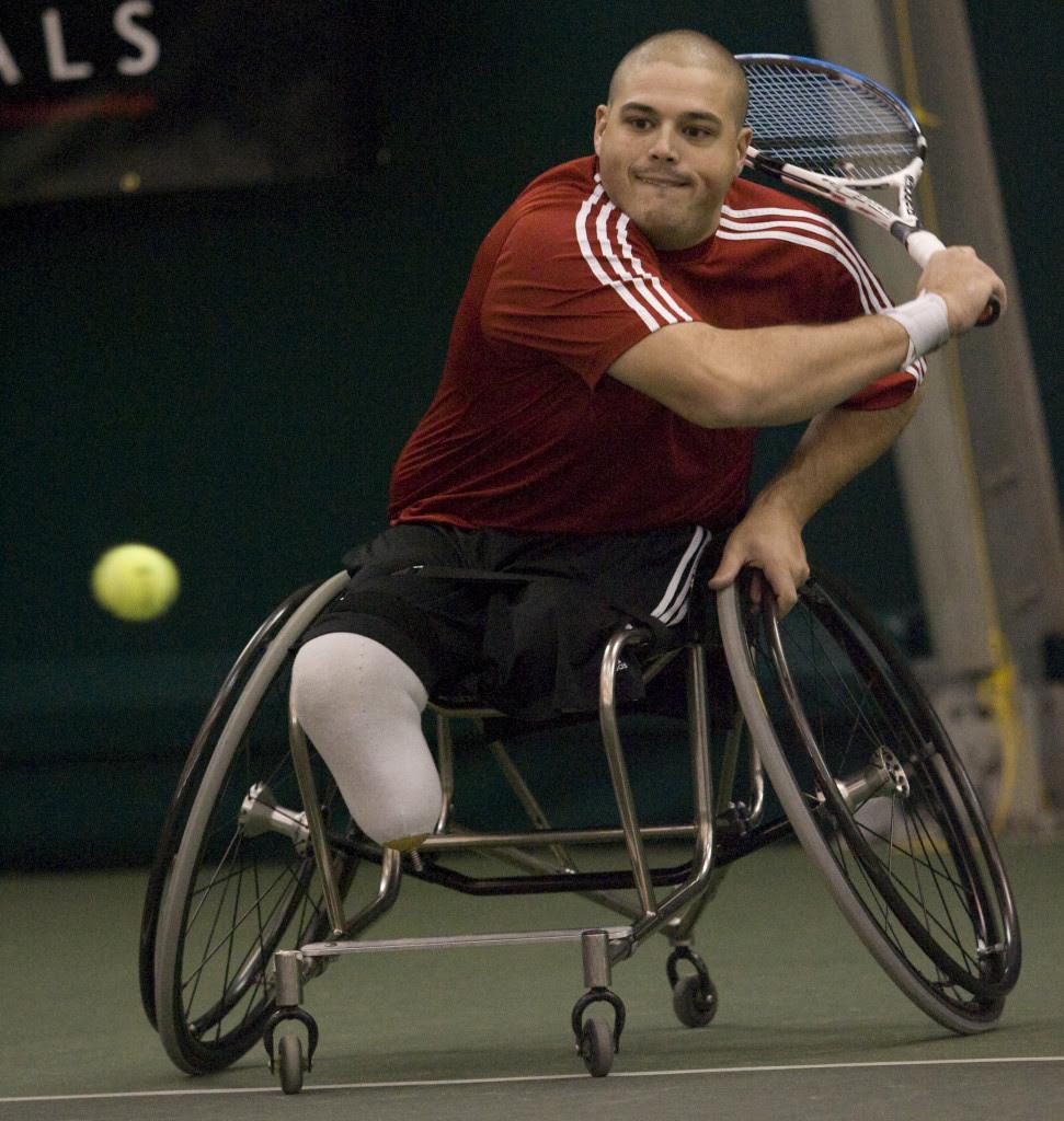 Wheelchair Tennis Tennis Canada