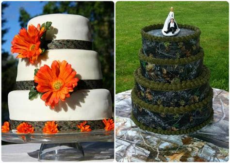 Camo Wedding Ideas for Redneck Weddings