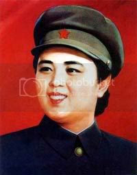 Anti-Japanese Revolutionary War Hero Kim Jong Suk