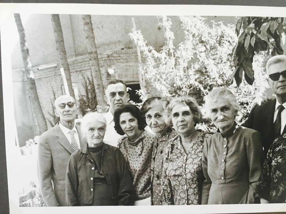 Suphi Ezeli'n Kıbrıs'ta yaşayan torunları
