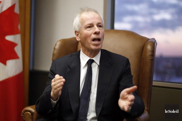 Stéphane Dion a perdu son poste de ministre... (Photo Fred Chartrand, PC)