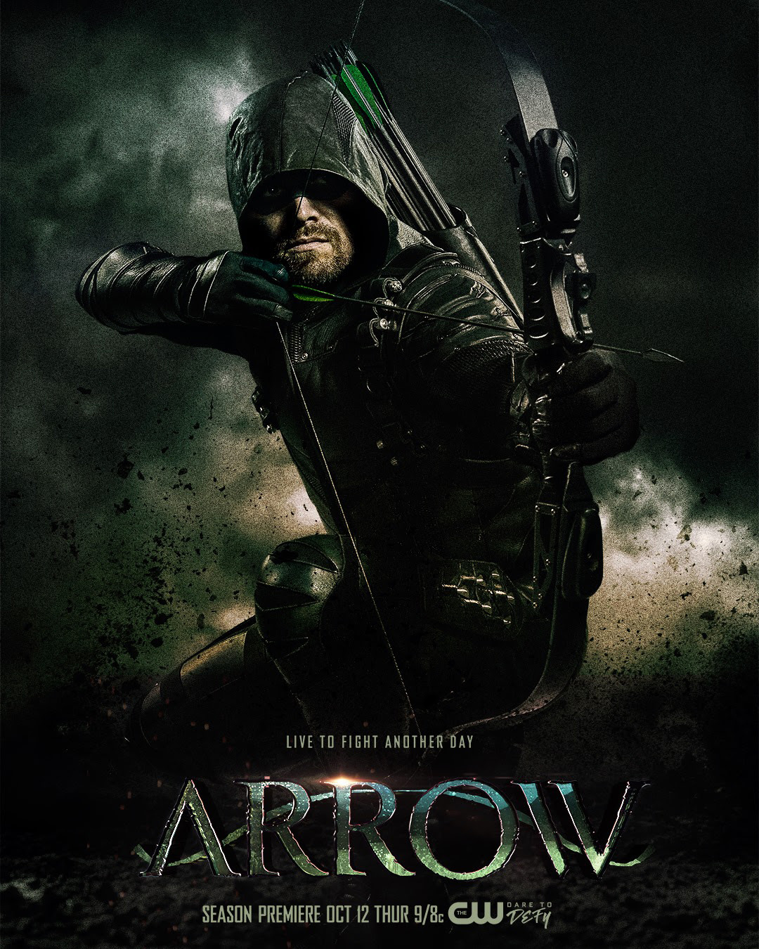 Image result for arrow season 6 poster
