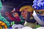 Carnaval de Nice: Trump, Valls, Fillon et Macron vont parader sur les chars