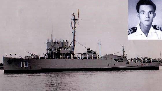 Hải chiến Hoàng Sa, Ngụy Văn Thà, tàu Nhật Tảo, tử sĩ