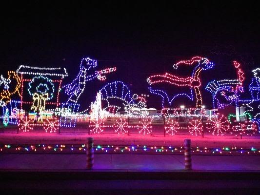 Christmas Lights Near Me 2021 Yukon Yukon Ok Christmas Lights