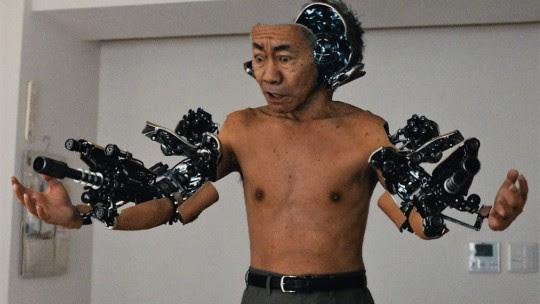 INUYASHIKI: 1res images d'une nouvelle folie japonaise