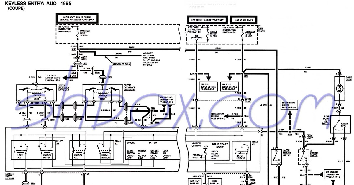 Pioneer Deck Wiring Diagram