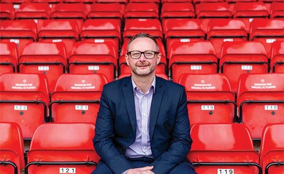Stafan Gamble Hoping to Have Fans in Attendance When Season Gets Underway