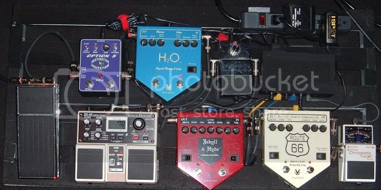 Johnny Hiland Gear