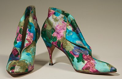 Delman Shoe, FIT Exhibition