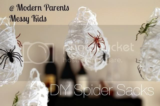 Spider Sack Craft
