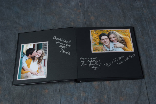 10x10 Guest Book 10 Page