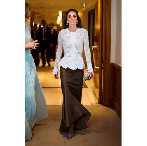 Queen Rania Fashion Queen Rania S Last Looks