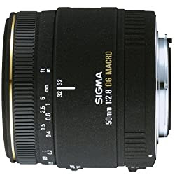 シグマ 50mm F2.8 EX DG MACRO キヤノン用