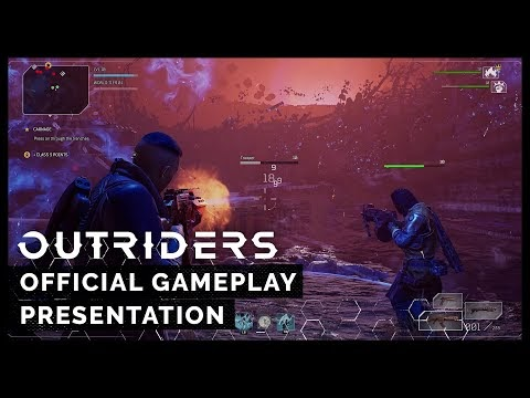 Bulletstorm dev shares first gameplay details of co-op sci-fi looter-shooter Outriders Part 1