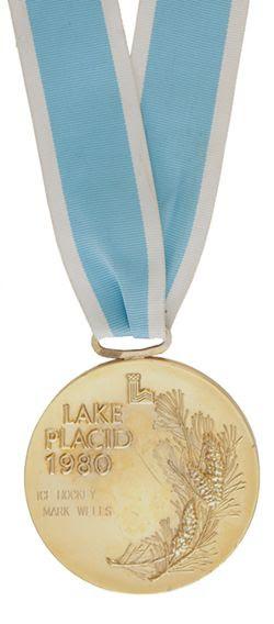 1980 Gold Medal