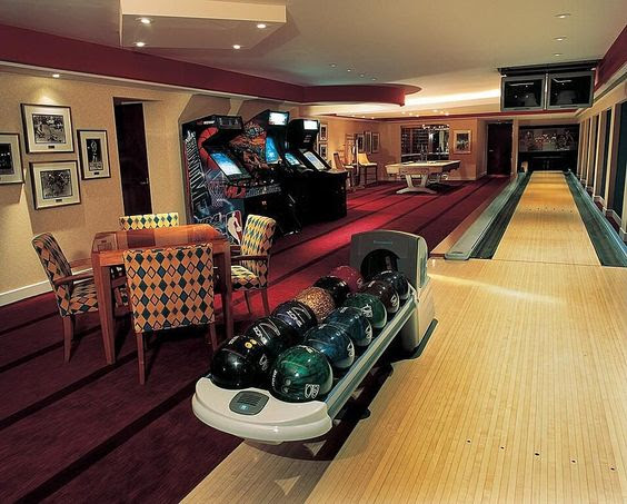 bowling alley designs 1