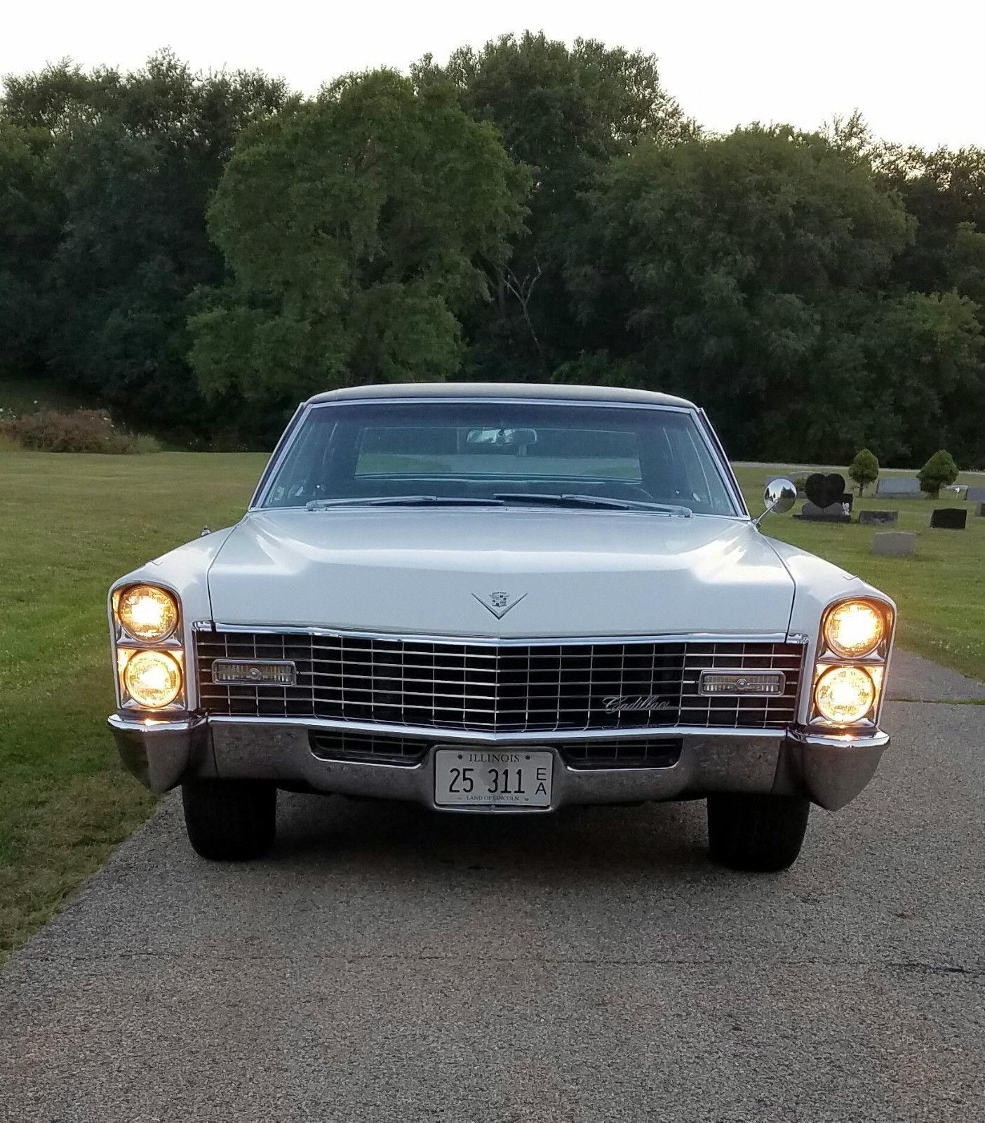 1967 Cadillac Sedan DeVille for sale