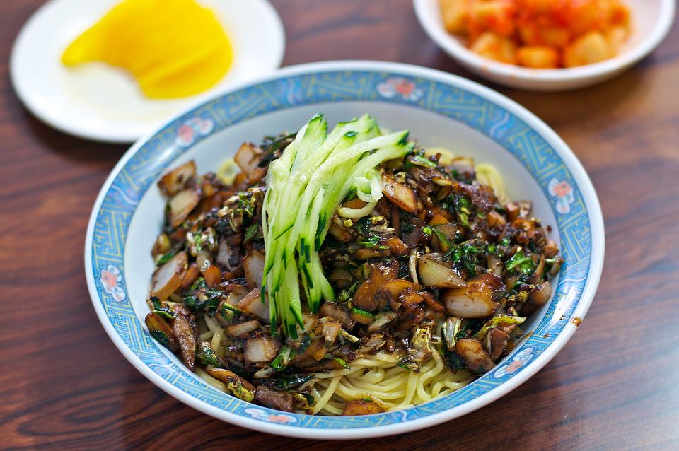Gan Jjajangmyeon, Haewonbin, Gunsan