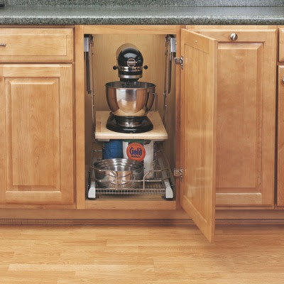 Richelieu RASMLHDCR Heavy-Duty Appliance Lift ...