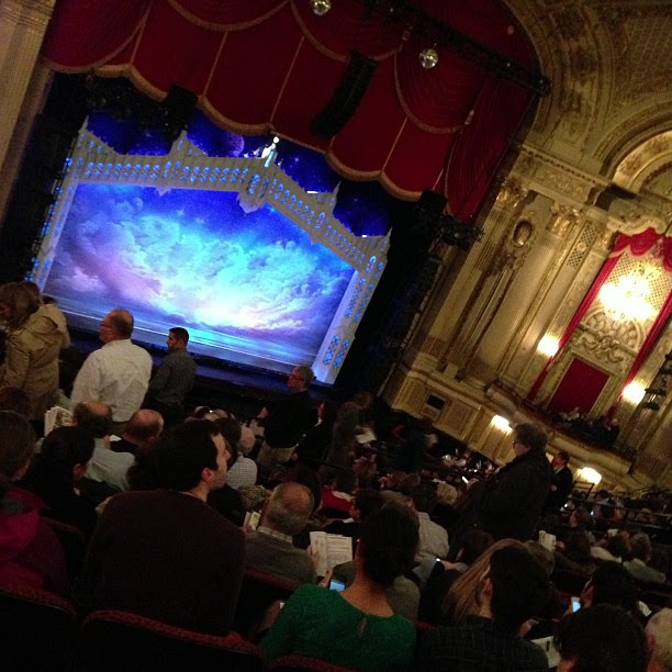 Book of Mormon. Hello.