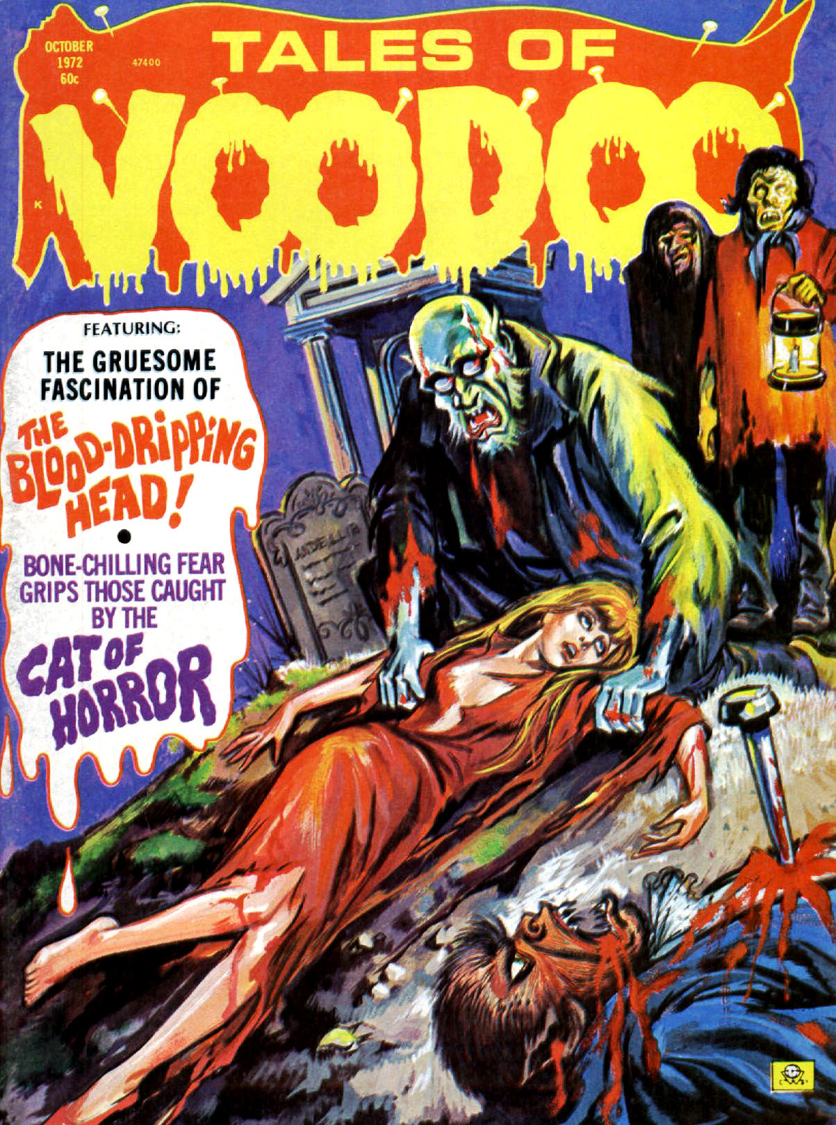 Tales of Voodoo Vol. 5 #6 (Eerie Publications 1972)