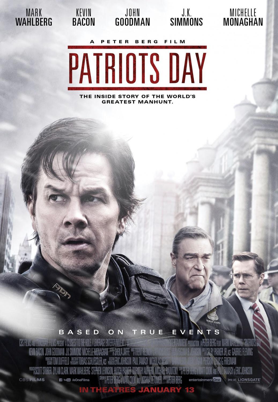 Resultado de imagem para movie poster patriots day