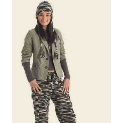 Cool Camouflage Pants