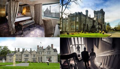 5 Awesome Castle Wedding Venues In Ireland   Confetti.ie
