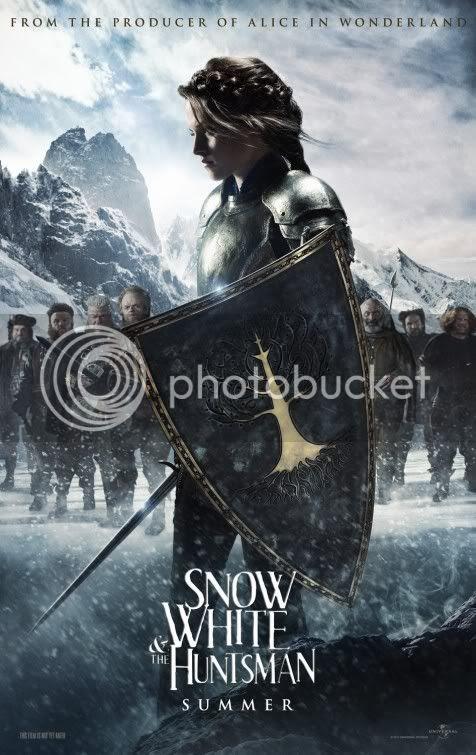 Snow White and the Huntsman A Branca de Neve e o Caçador