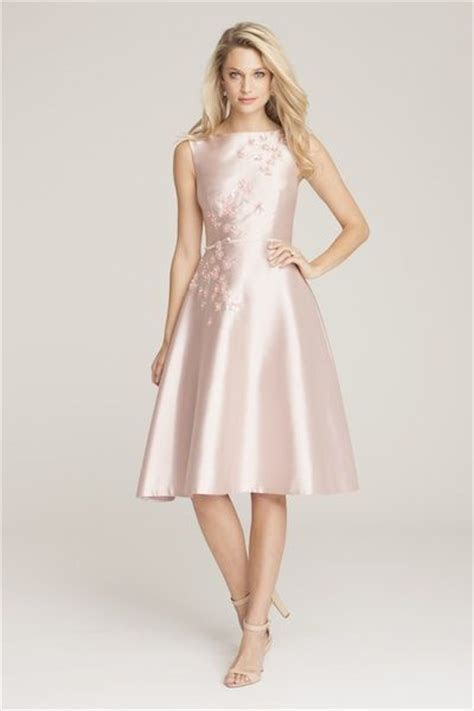 Tea Length or Midi Length Dresses for Weddings   Wedding