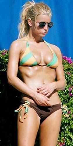 jessica bikini simpson