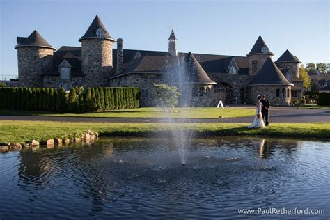 Northern Michigan fairty tale wedding location venue at