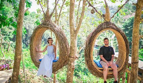 Swing   Bali LeKaja Adventure