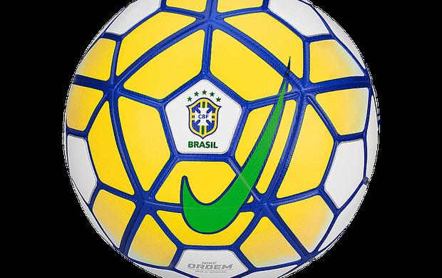 Ordem CBF Brasil 3, a bola da Copa do Brasil e do Brasileirão 2016