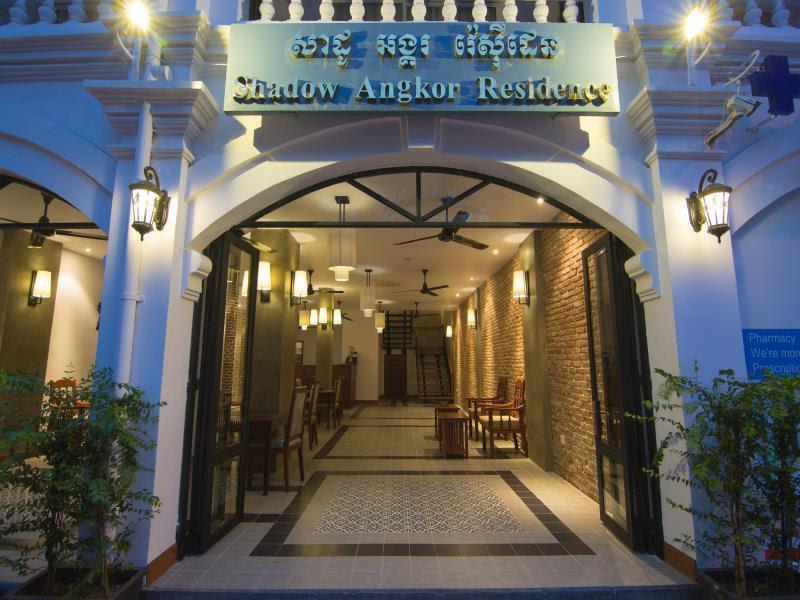 Price Shadow Angkor Residence