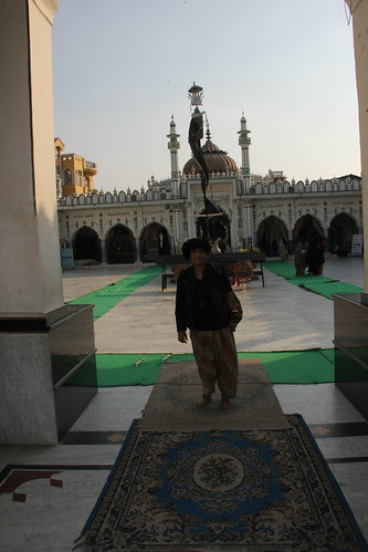 Shooting Hazrat Abbas Dargah Lucknow 2013 by firoze shakir photographerno1