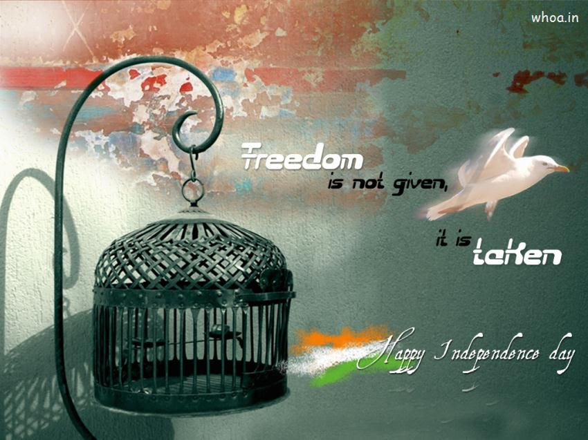 Independence Day Freedom Fighters Black And White Wallpaper