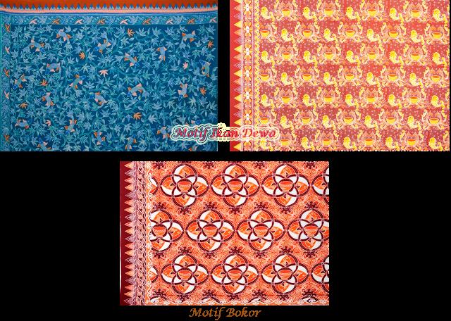 Nama Motif Batik Asal Cirebon - Batik Indonesia