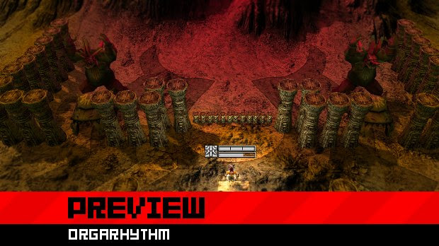 Preview: Quelling the forces of darkness with Orgarhythm screenshot