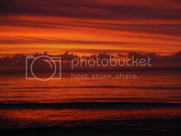 Moreton Island Sunset Pictures, Images and Photos