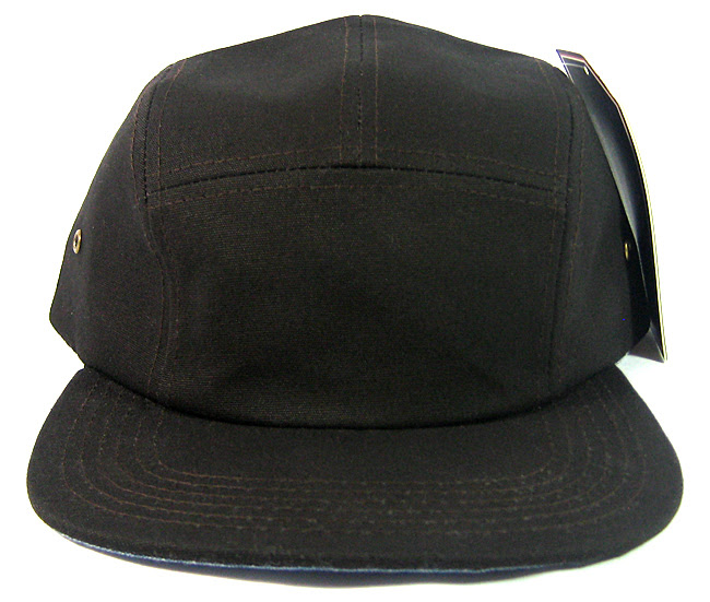 Blank 5 panel cap   Files from users