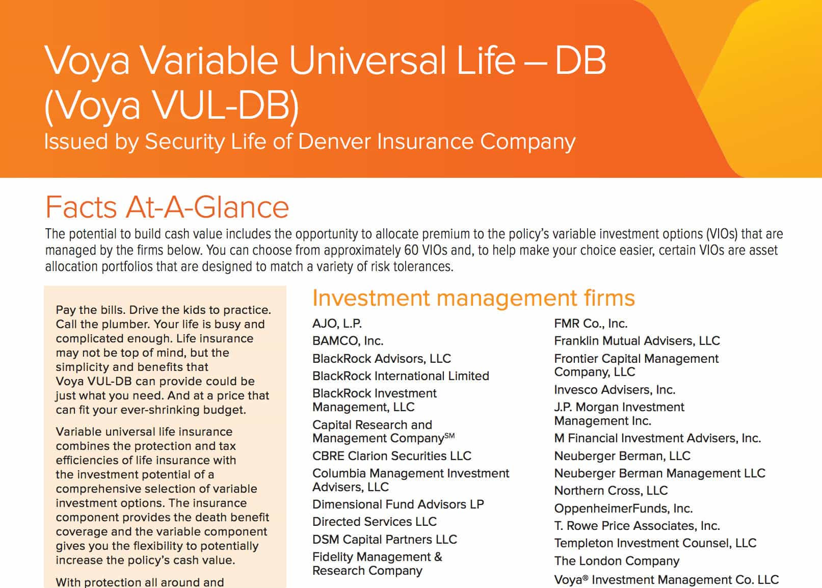Is VOYA Life Insurance the Best Available? Find Out How It ...